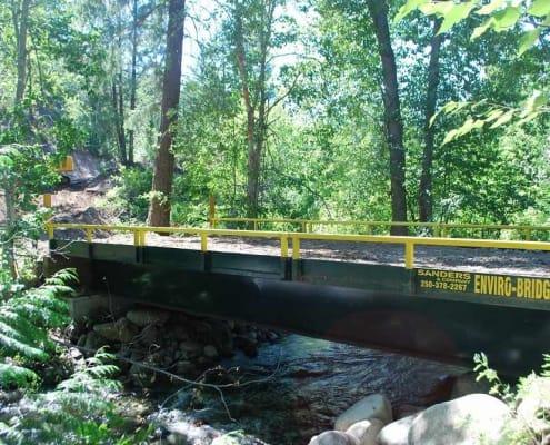 9 Metre Panel Bridge - 2hr Install