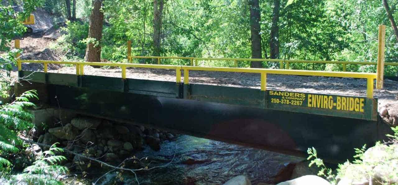 Panel Bridge - 2hr Install